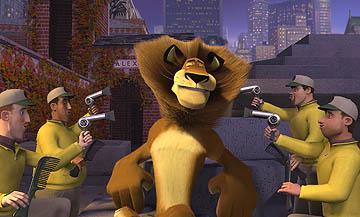 Madagascar Role Play Forum!