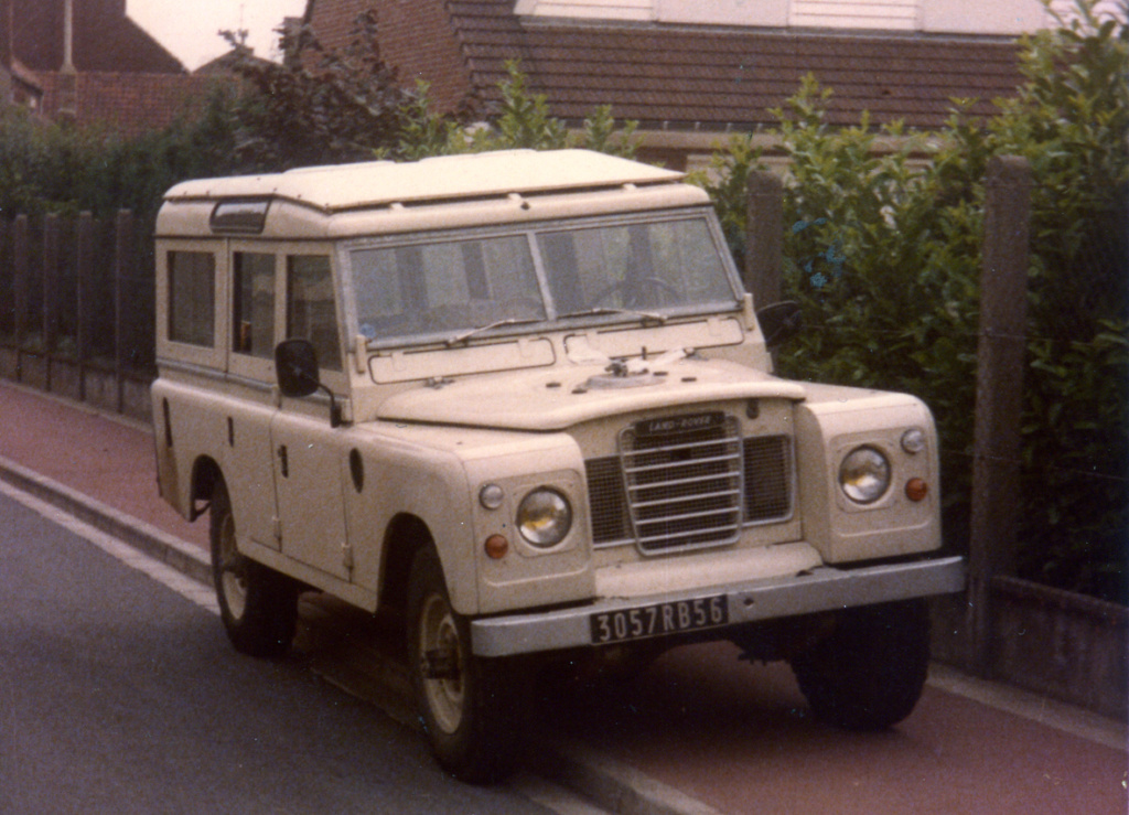 Mes land Rover 109_sw10
