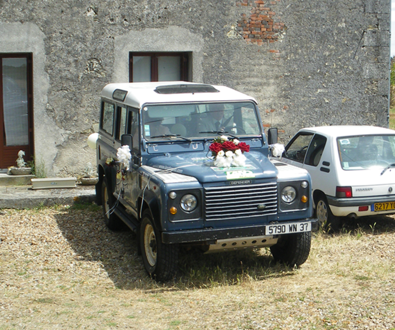 Mes land Rover Voitur12