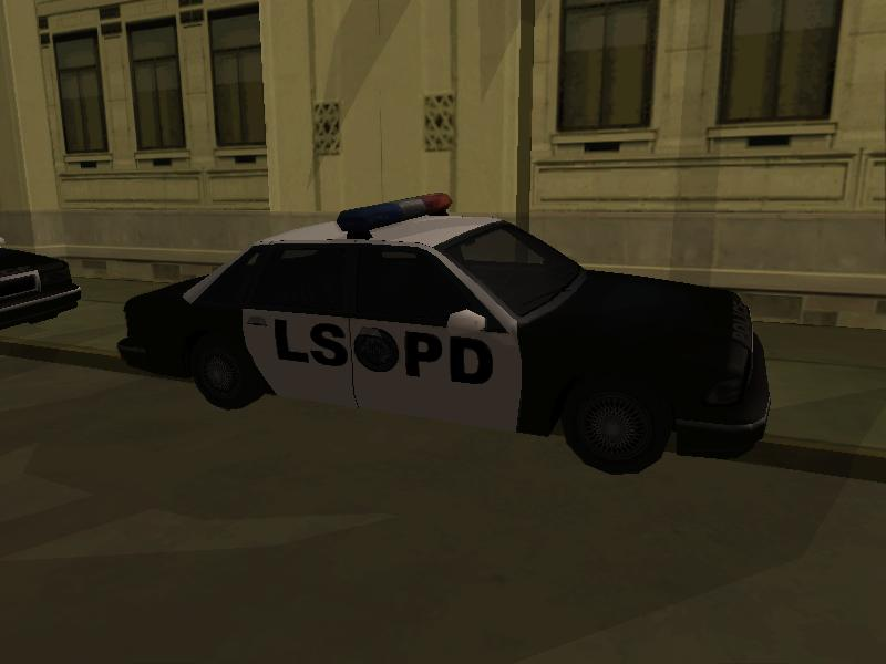 LSPD Vehicles Album Galler32