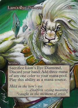 MTG Cards - Altered Art - Page 6 Diaman11