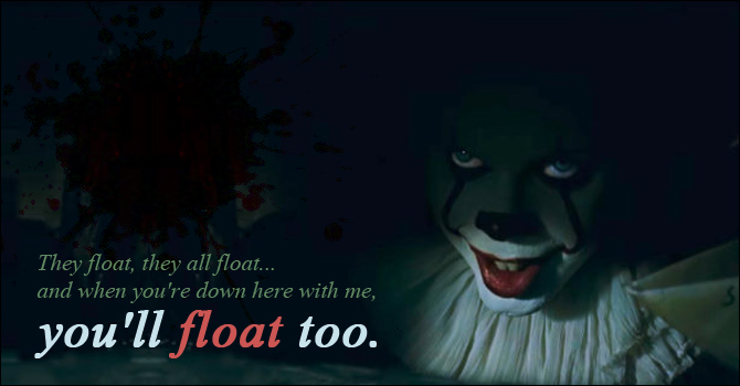 Event : You'll float too. Ads-fl10