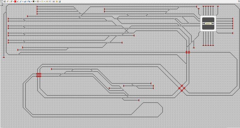 Mon projet de réseau 25KV Tco110