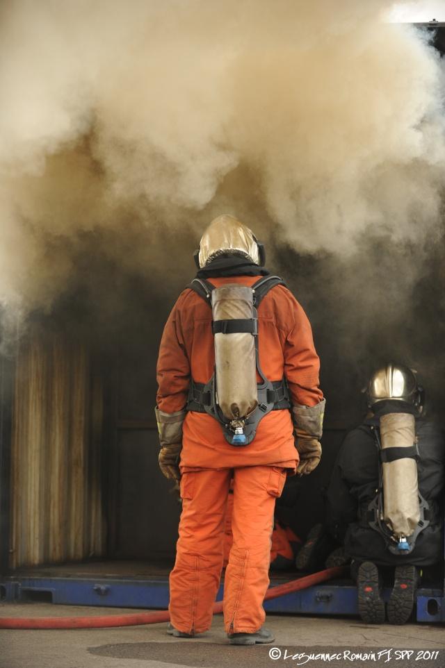 Photo lors de ma Formation d'Intégration de sapeur pompier professionnel. Fi_spp16