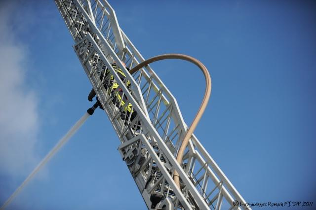 Photo lors de ma Formation d'Intégration de sapeur pompier professionnel. Fi_spp20
