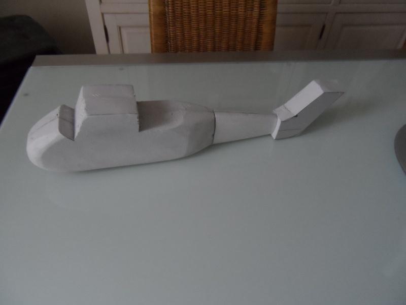 Projet de fuselage en fibre - Page 2 Dabut_10
