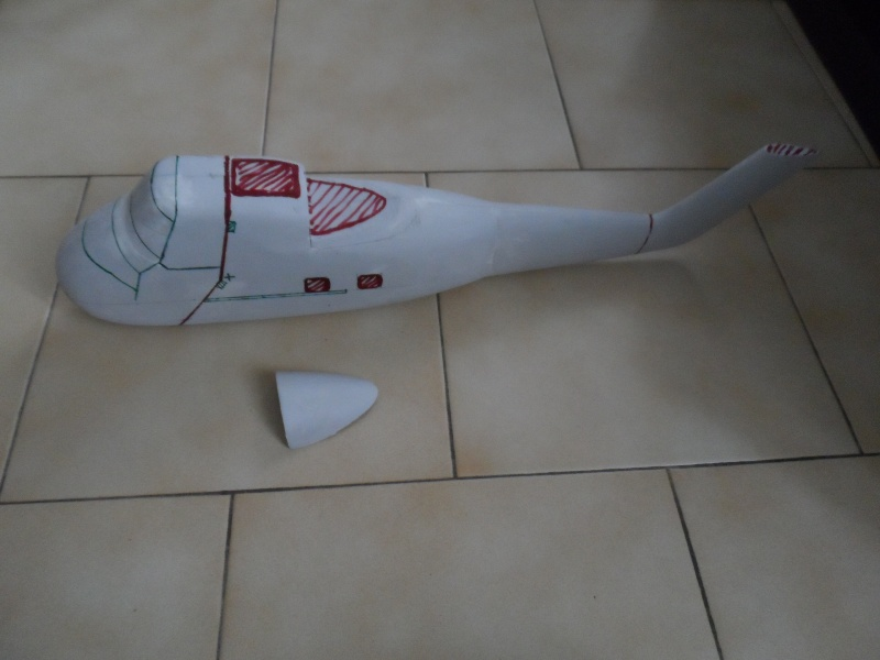 Projet de fuselage en fibre - Page 2 Fusela10