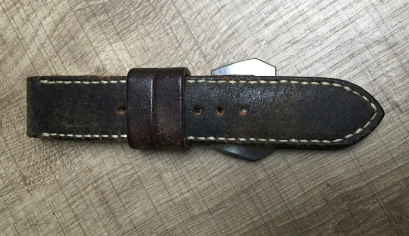 [Vends] Bracelet Kevin Adeeos Vintagized 26/26mm Fullsi16