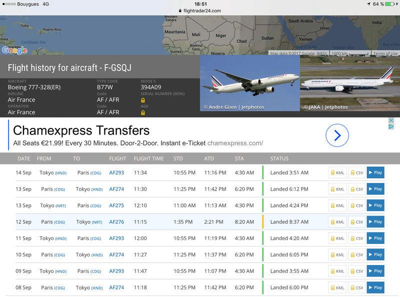 Un triple 7 chez Air France - Page 6 Img_3839