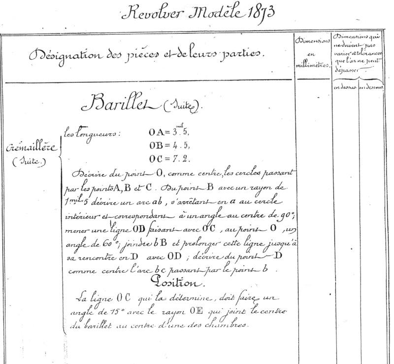 Percuteur 1873 limé à refaire - Besoin des côtes Dimens11
