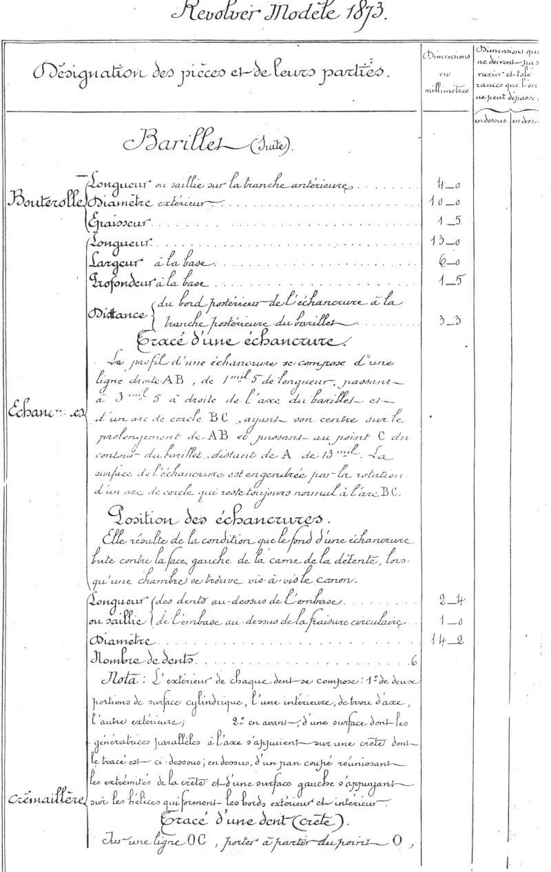 Percuteur 1873 limé à refaire - Besoin des côtes Dimens12