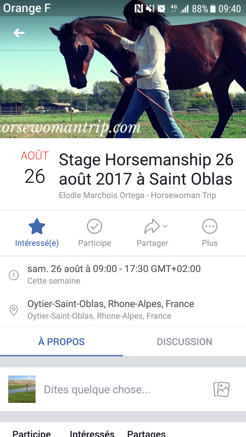Stage horsemanship à oytier Screen10