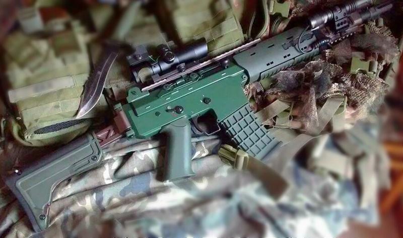 [VENDO] Gk5c G&G (AK5C SUECA)  2017-011
