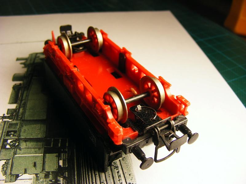 Tender pr. 3T12 - Metamorphose zum Wasserwagen Dscf7313