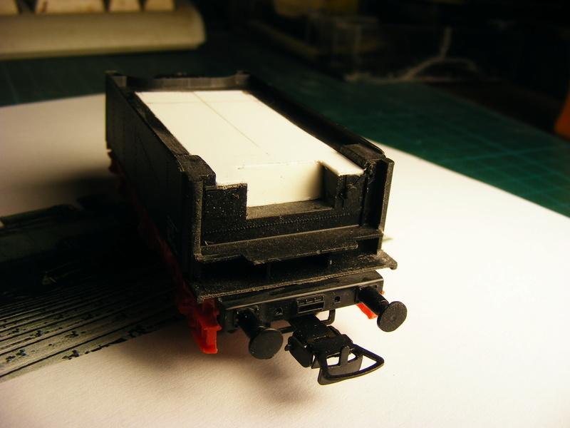 Tender pr. 3T12 - Metamorphose zum Wasserwagen Dscf7410