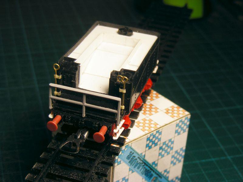 Tender pr. 3T12 - Metamorphose zum Wasserwagen Dscf7432