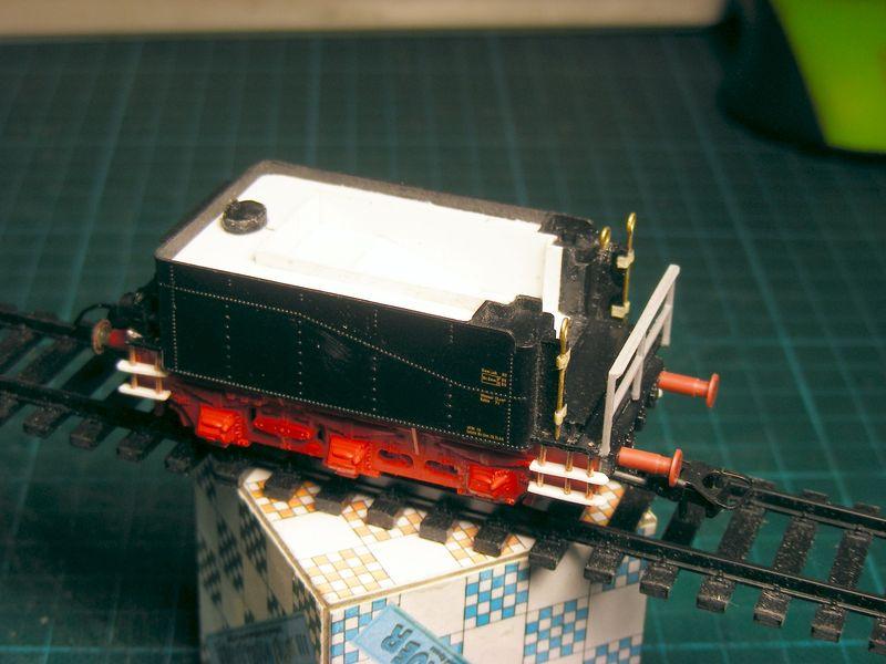 Tender pr. 3T12 - Metamorphose zum Wasserwagen Dscf7434