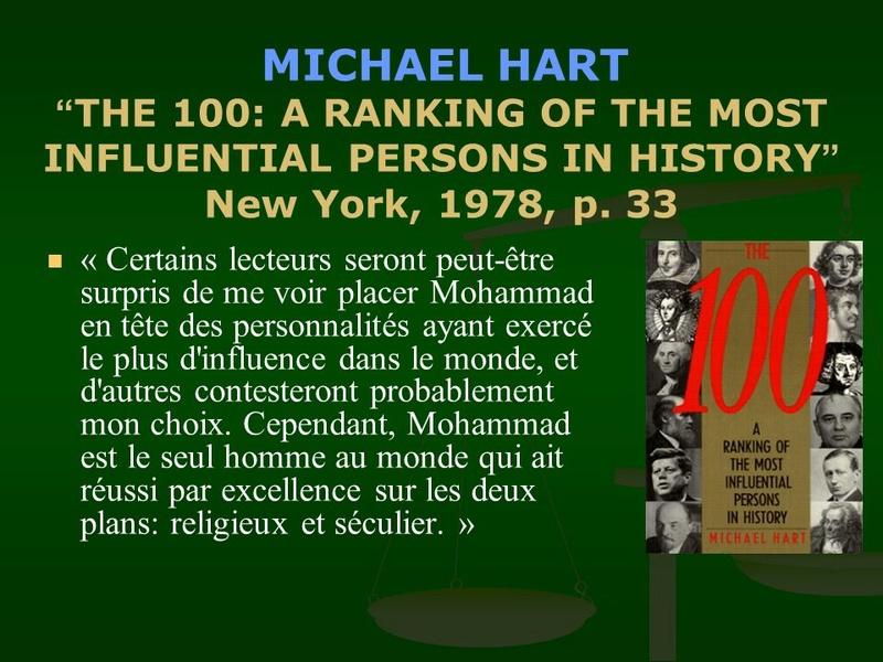 Mahomet est il prophète comme Moïse ?  - Page 4 Michae10