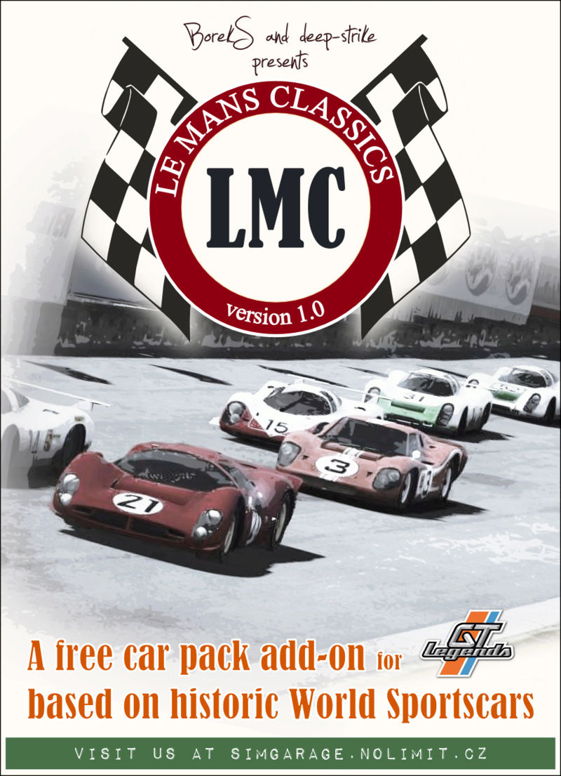 [NEWS] Le Mans Classics (not only GTL) - Page 29 Poster10