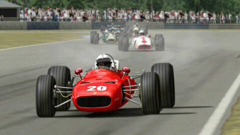 1967 F1 classics ever out for RF2 ?