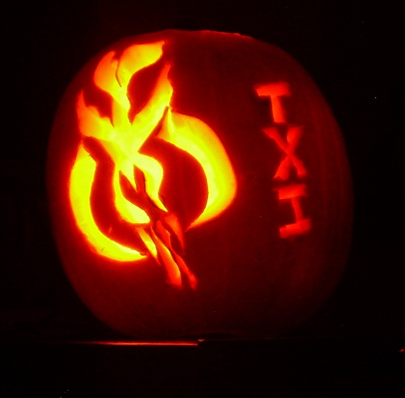 THE 3rd ANNUAL TXI STAR WARS PUMPKIN CARVING CONTEST P510