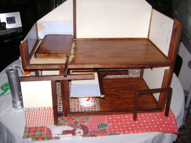 Dollshouse Rustica (Mary P) 2210