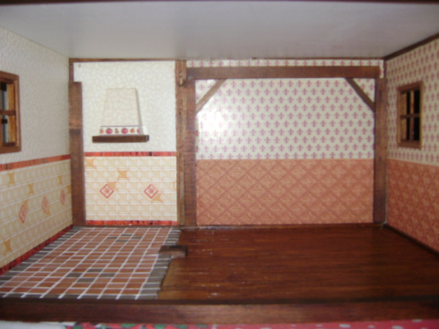 Dollshouse Rustica (Mary P) 3110