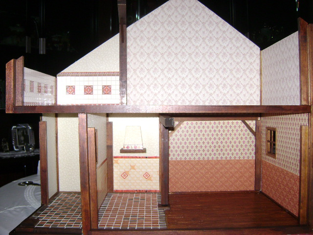 Dollshouse Rustica (Mary P) 3610