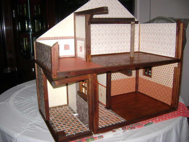 Dollshouse Rustica (Mary P) 4110
