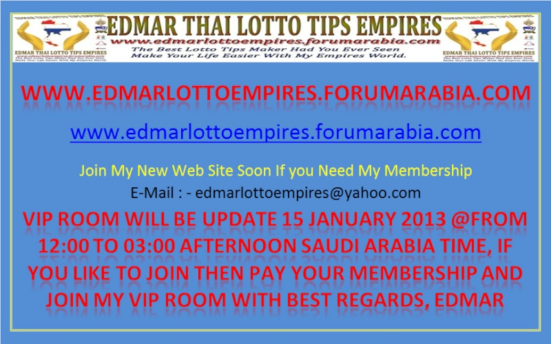 VIP Data Will Be Update On 15/Jan/2013 @ 3:00 Afternoon Saudi Arabia Time Facebo10