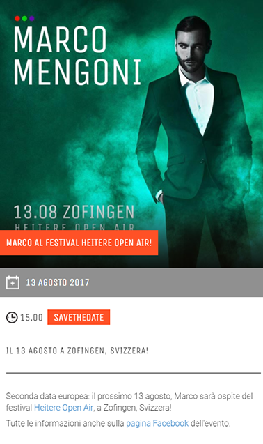 HeitereOpenAir Zofingen 13 agosto 2017 Screen12
