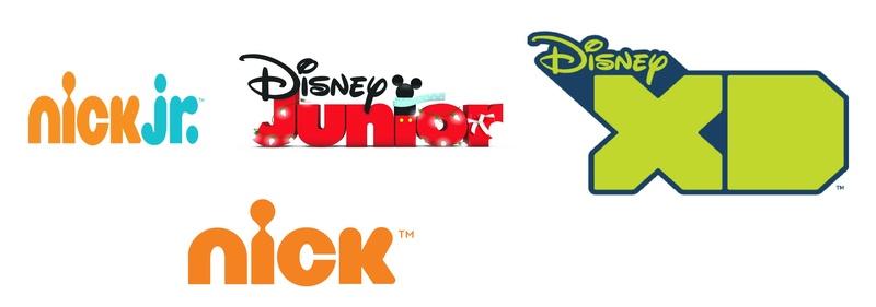 Aproveite o sinal abertos dos canais Disney, Disney Jr. Nick e Nick Jr. Disney10