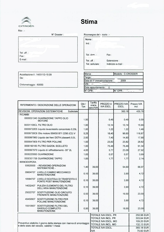 tagliando - Tagliando dei 60.000 Kilometri - Pagina 4 Citroe11