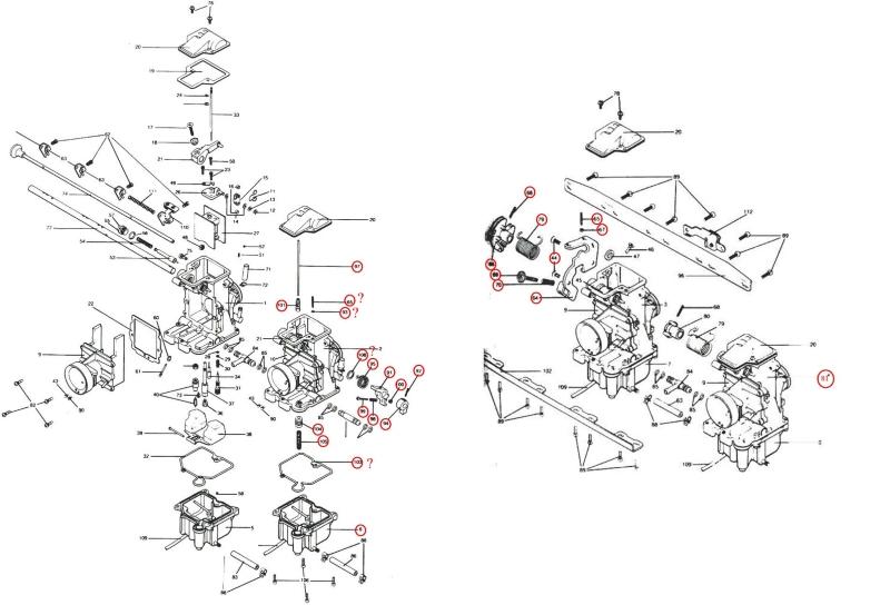 Réalisation d'une rampe de Mikuni RS36 pour une Honda 500 CB Ph02_p11