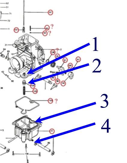 Réalisation d'une rampe de Mikuni RS36 pour une Honda 500 CB Ph07_p11