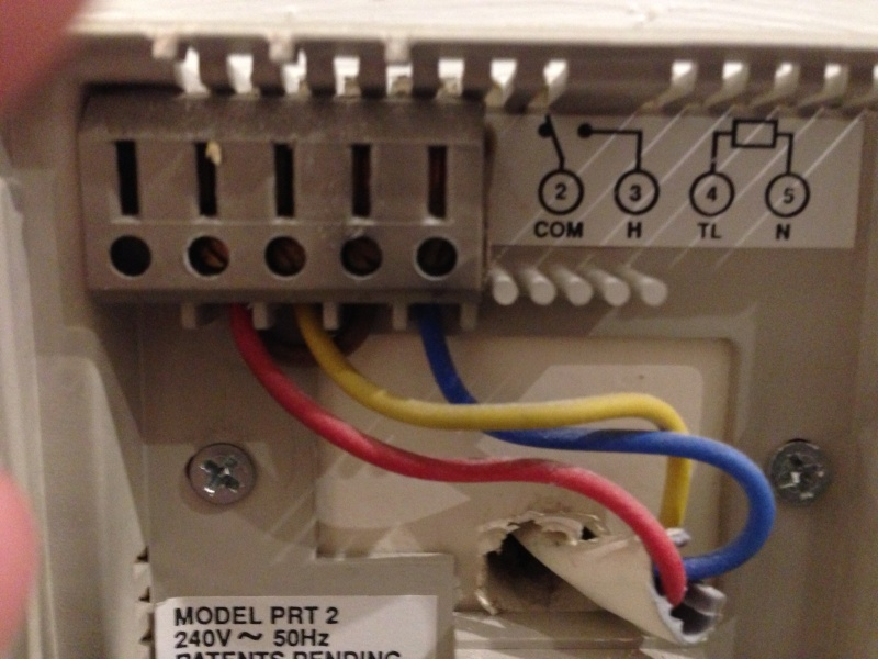 Using a Programmable Room Thermostat Image10