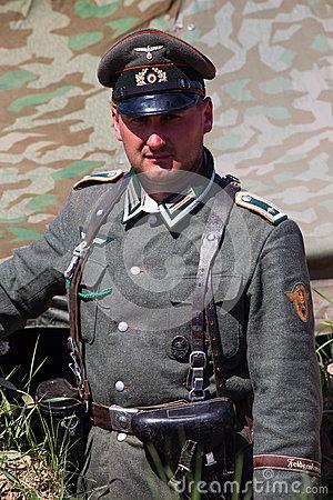 German infantry WII Member10
