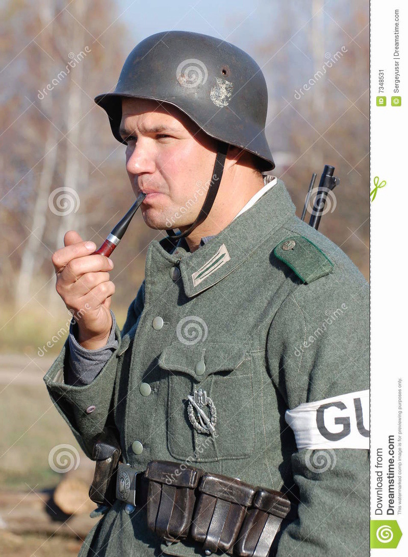 German infantry WII Unifor10