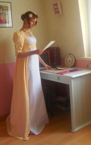 [Histo] Lost in Austen, ou ma robe Regency - Page 2 Dscn7310