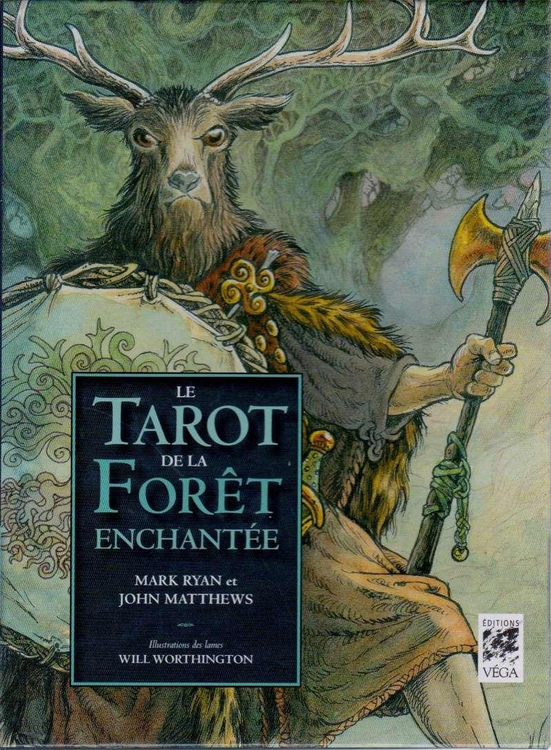 Le Tarot de la Forêt Enchantée  11542211