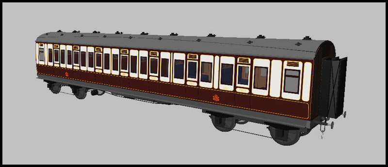 Rufuskins' Workshop LNWR Coaches - Page 6 Lnwr_511