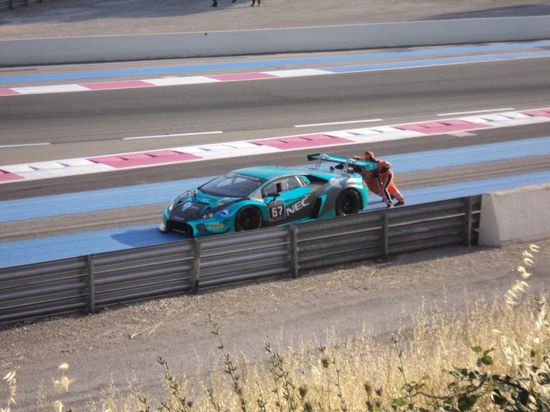Blancpain Endurance Series - Paul Ricard 2017 Dsc00418