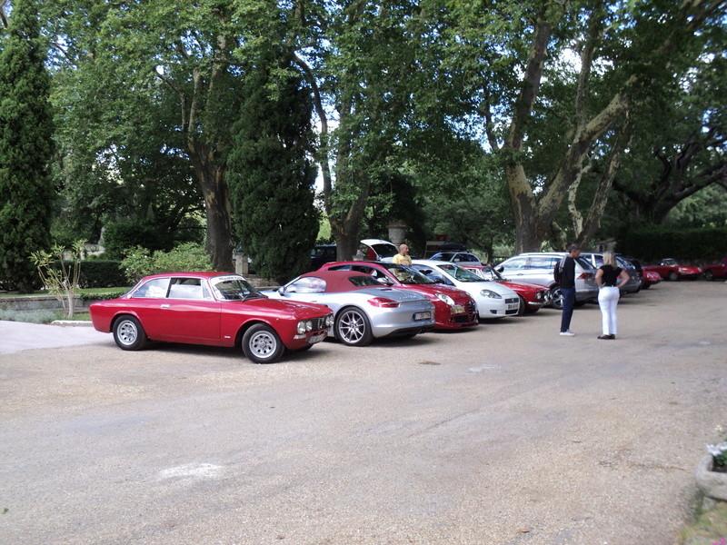 Raduno Lubéron Alpilles - 1er juillet 2017 Dsc00426