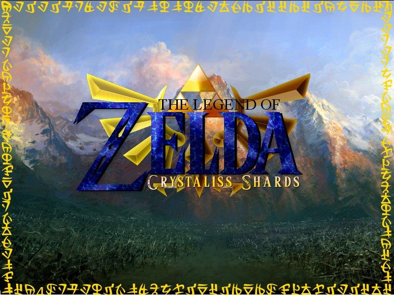 The legend of Zelda Crystaliss Shards part I The_le11