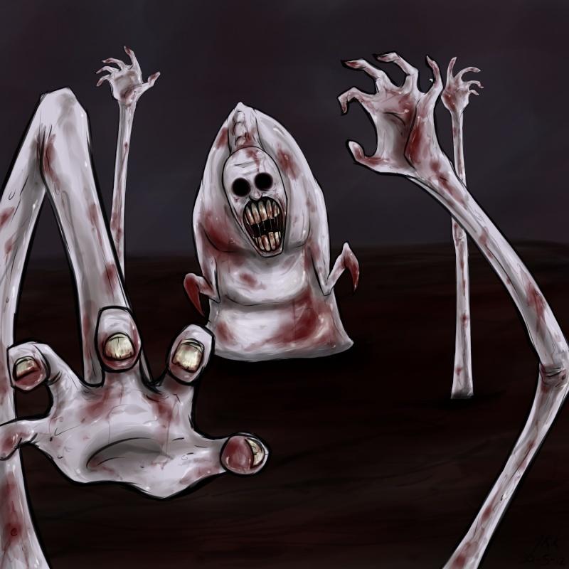 Évenment qui vous à fait peur dans la saga. The_le13
