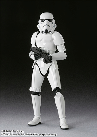 STAR WARS - COLLECTION S.H.FIGUARTS - Tamashii Nations Item_012