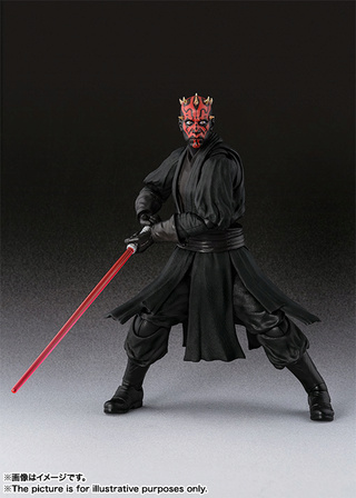 STAR WARS - COLLECTION S.H.FIGUARTS - Tamashii Nations Item_014