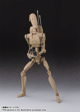 STAR WARS - COLLECTION S.H.FIGUARTS - Tamashii Nations Item_015