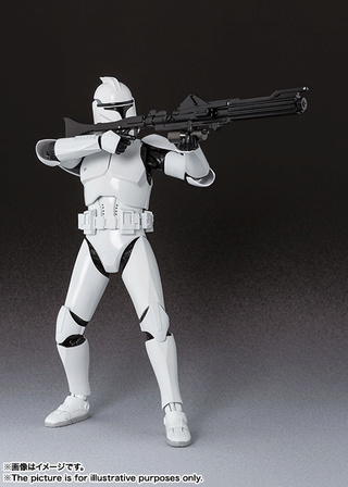 STAR WARS - COLLECTION S.H.FIGUARTS - Tamashii Nations Item_016