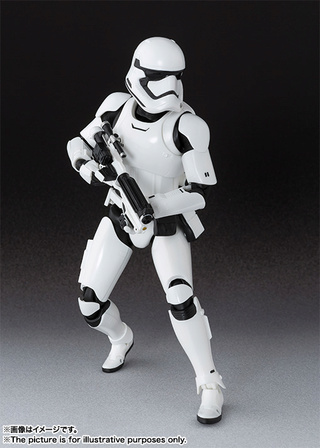 STAR WARS - COLLECTION S.H.FIGUARTS - Tamashii Nations Item_017